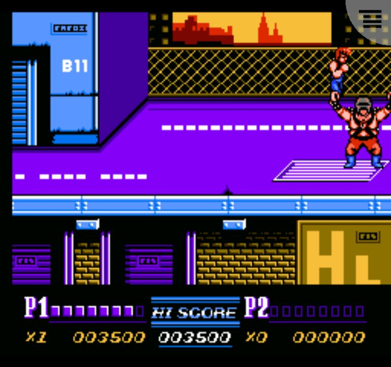 [RETRO TEST] Double Dragon 2 The Revenge