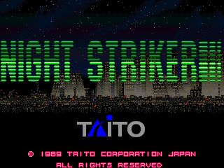 [RETRO TEST] Night Striker