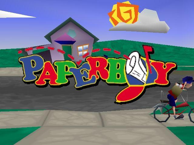 [LOOSE TEST] PaperBoy 64