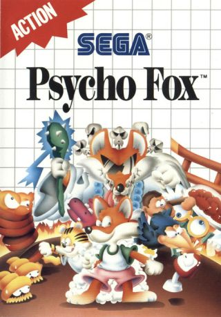 [RETRO TEST] Psycho Fox