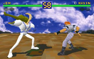 [RETRO TEST] Battle Arena Toshinden