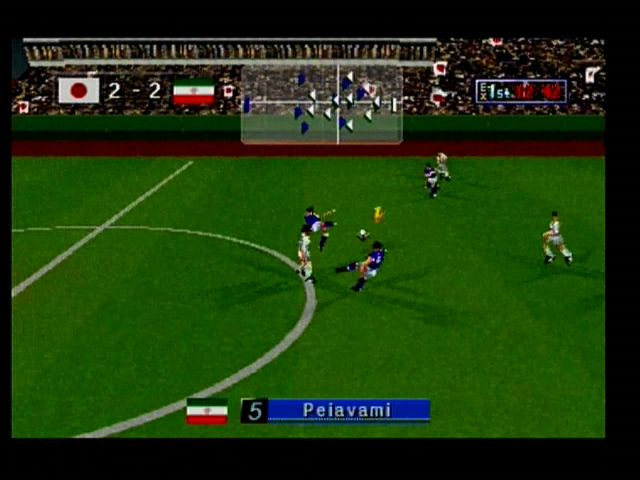 [RETRO TEST] World Cup '98 France: Road to Win