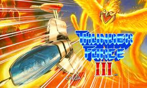 Full Play: Thunder Force III (Megadrive) Thunder3