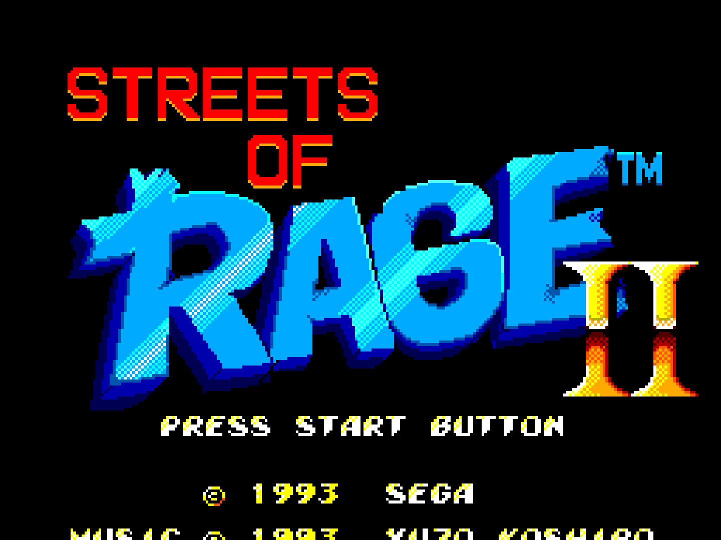 Streets of Rage II (Europe)-190425-164640