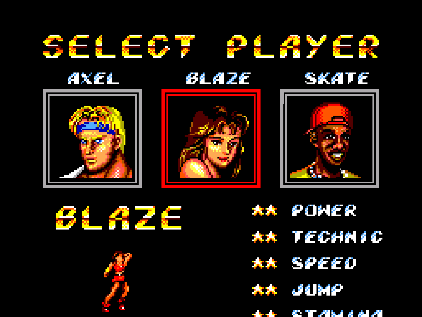 Streets of Rage II (Europe)-190425-164657