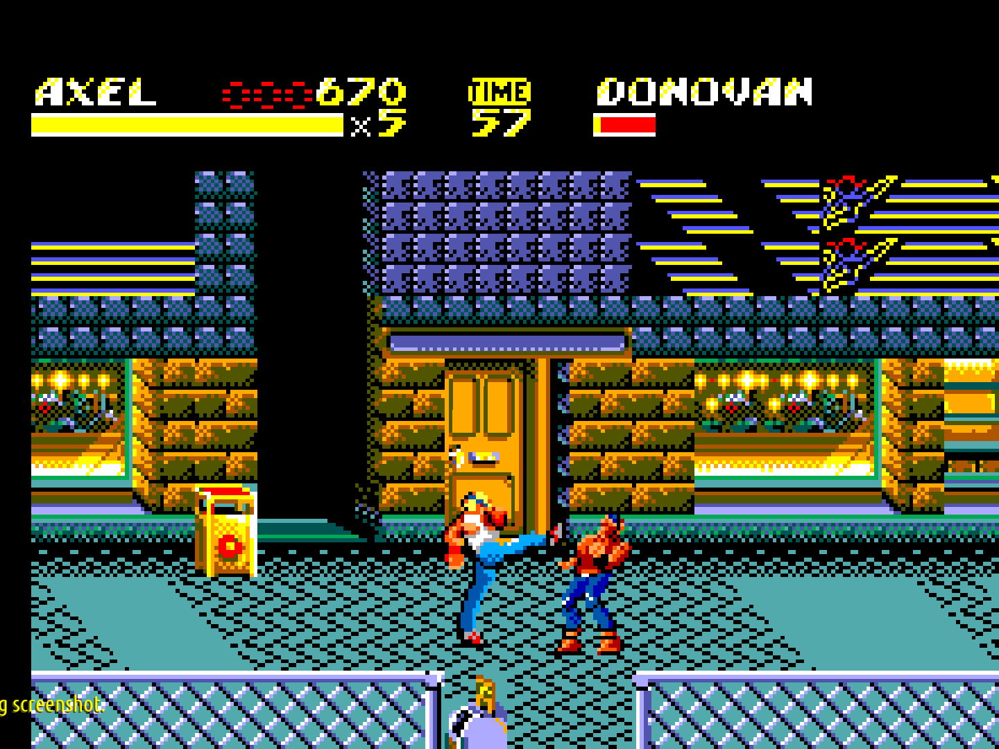 Streets of Rage II (Europe)-190425-164721