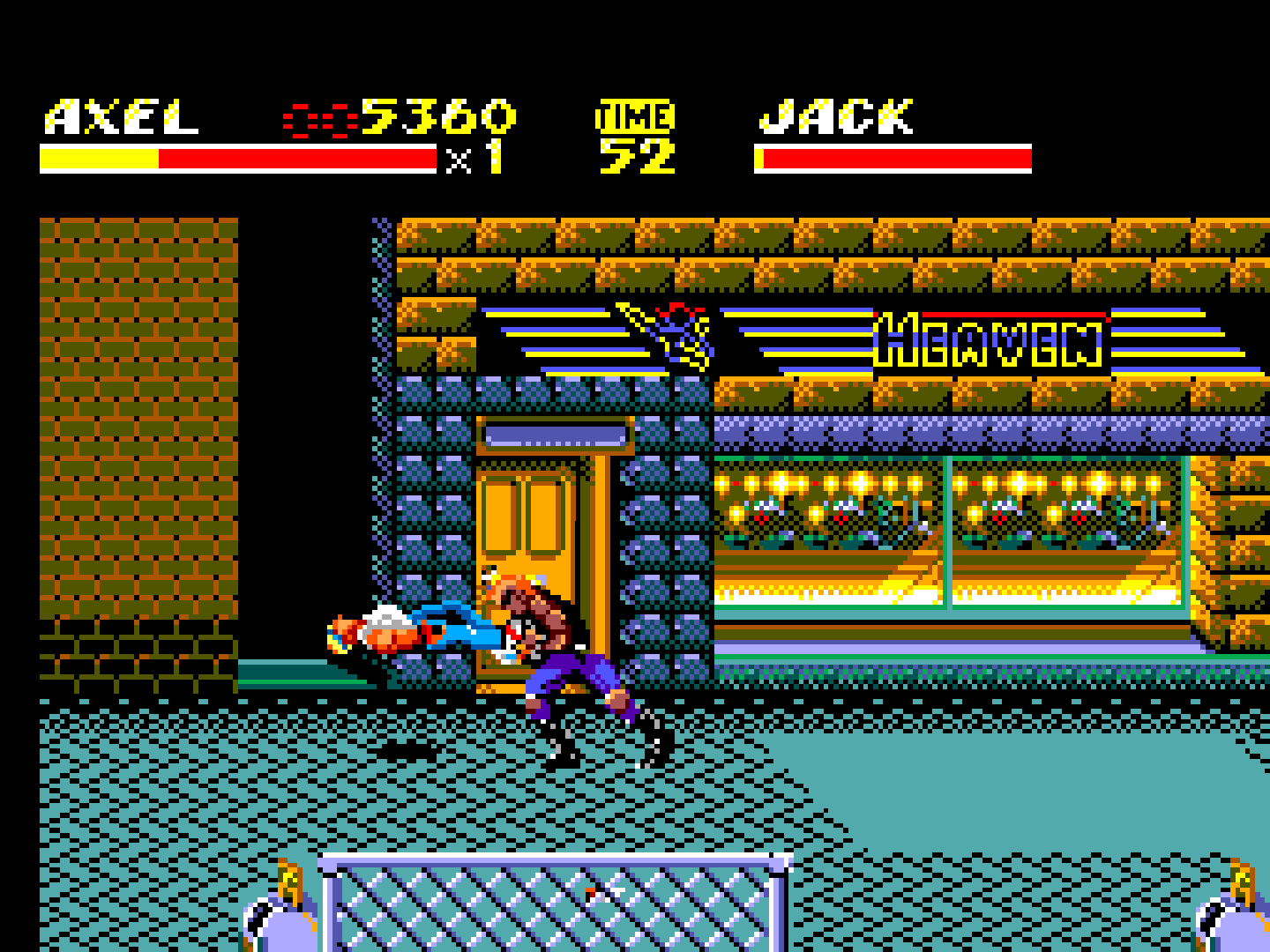 Streets of Rage II (Europe)-190425-165204