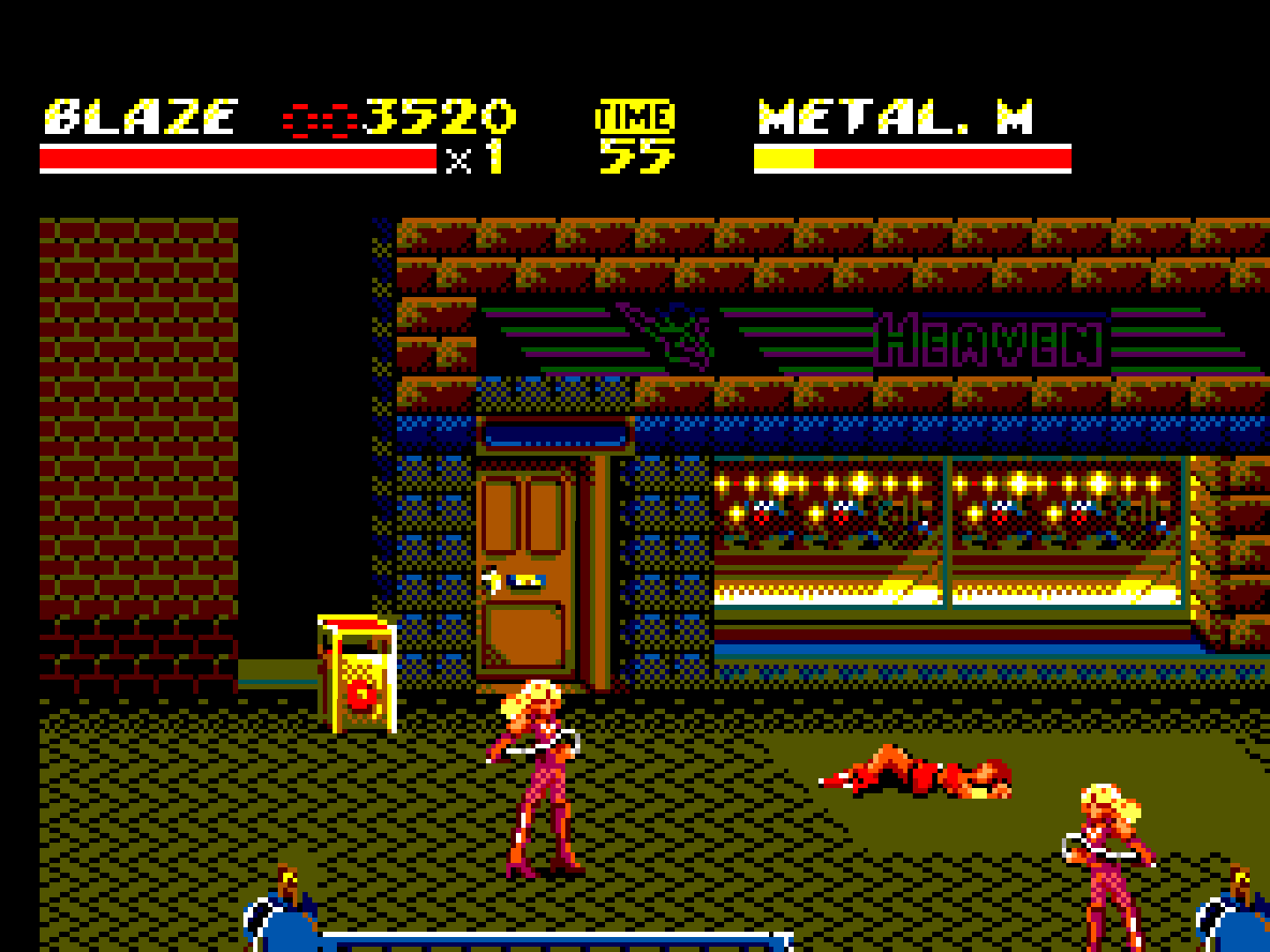 Streets of Rage II (Europe)-190425-170415