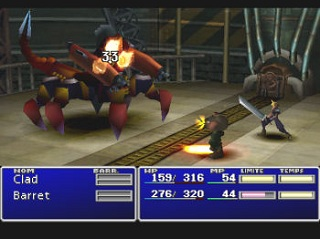 RetroTest - Final Fantasy 7